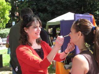 Oct 4 2009 makeup PAHS humane expo 6